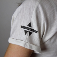 ALEXANDER WOOD WHITE TSHIRT