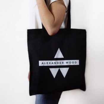 ALEXANDER WOOD TOTE BAG