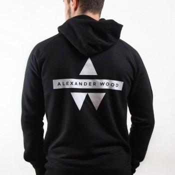 ALEXANDER WOOD BLACK HOODIE